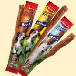 Sanal для собак палочки Ягненок, 12 грамм