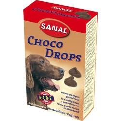 Sanal для собак Чоко-дропс, 125 грамм