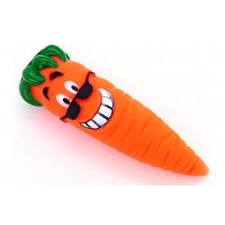 """Lilli Pet игрушка с пищалкой """"Очумелая морковь"""""""