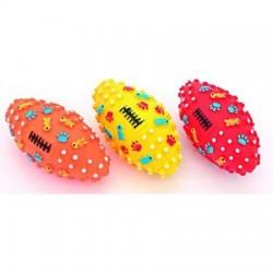 """Lilli Pet игрушка с пищалкой """"Мяч для регби овальный"""""""