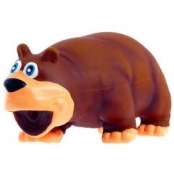 "Lilli Pet игрушка с пищалкой ""Мишка Бонни"""