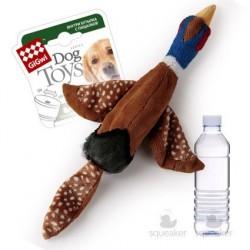 GigWi Птица с пластмассовой бутылкой и пищалкой