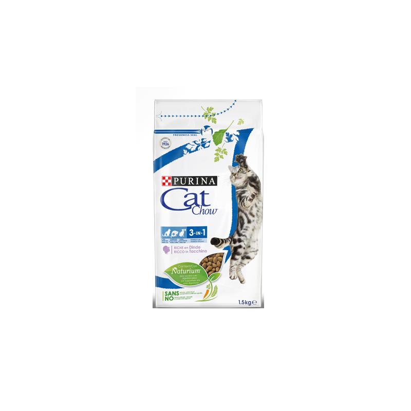 Cat Chow 3in1