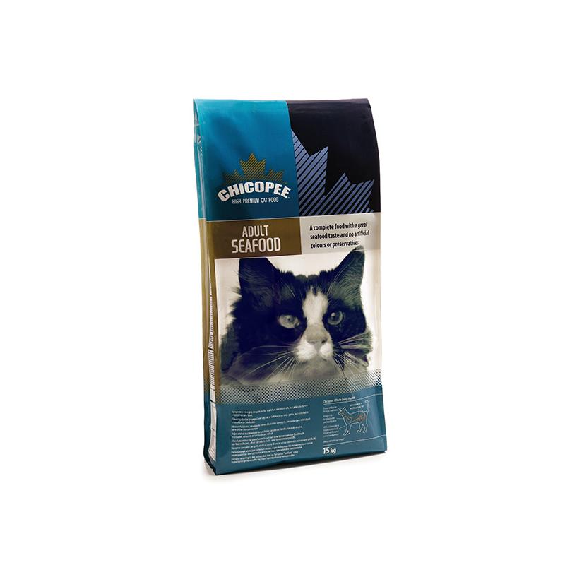 Chicopee Adult Cat Food - Seafood