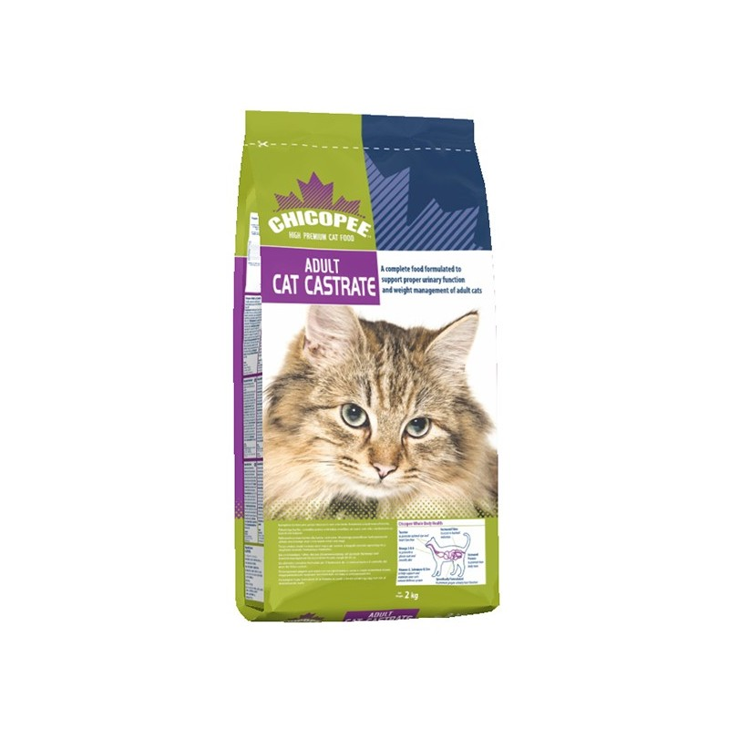 Chicopee Adult Cat Food - Castrate