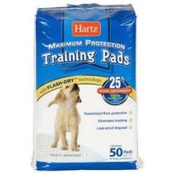 Hartz впитывающие пеленки для собак