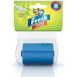 Mr. Fresh Пакеты для уборки фекалий