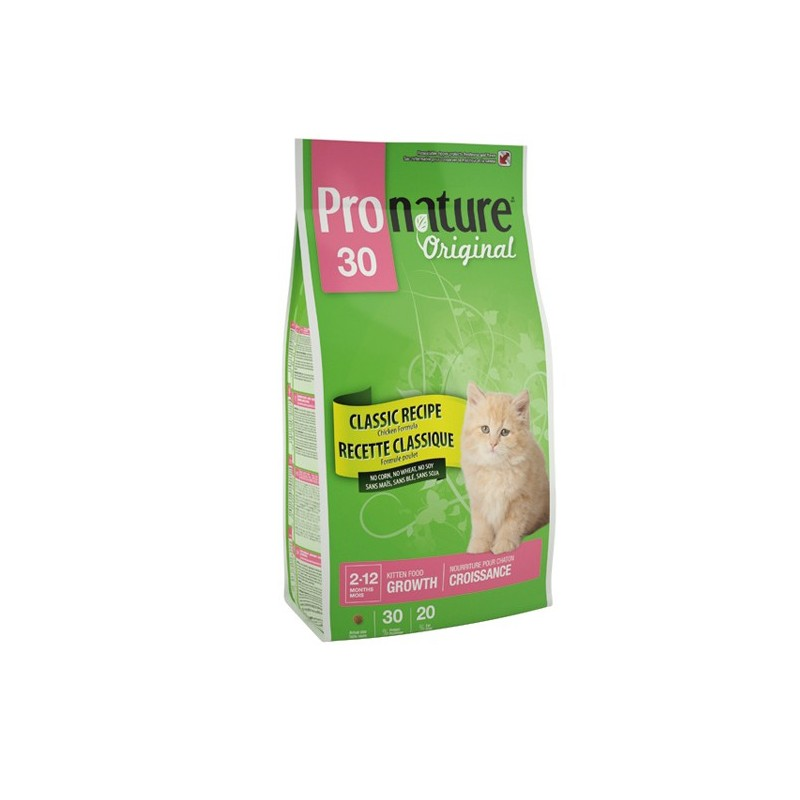 Pronature Original 28 Kitten Chicken