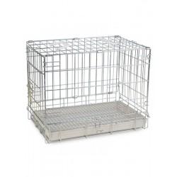 Triol Оцинкованная клетка для животных