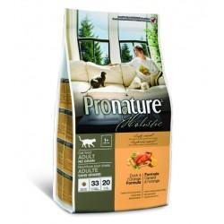 Pronature Holistic GF Adult Duck & Orange