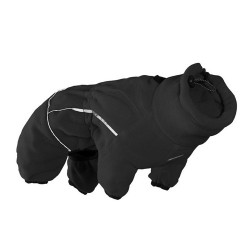 HURTTA Комбинезон микрофлисовый Jumpsuit для мелких пород собак