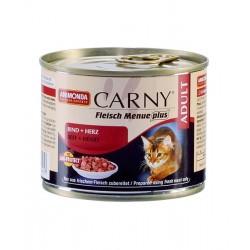Консервы Carny Adult (Говядина, сердце)