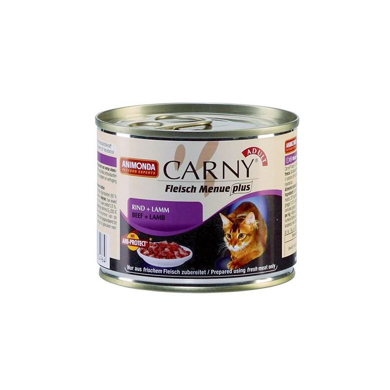 Консервы Carny Adult (Говядина, ягненок)