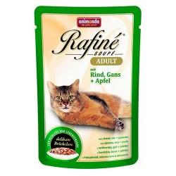Rafine Soupe Adult (Говядина, гусь, яблоко), 100 гр