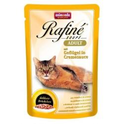 Rafine Soupe Adult (Птица, сливочный соус), 100 гр