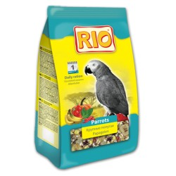 РИО для крупных попугаев