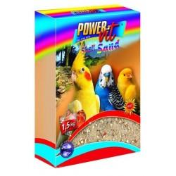 Power Vit Песок с ракушками