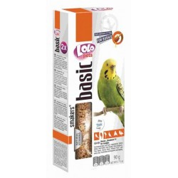 Lolo Pets Smakers для волнистых попугаев (Мед)