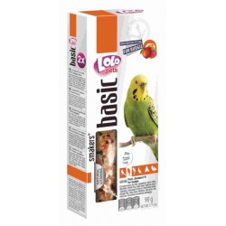 Lolo Pets Smakers для волнистых попугаев (Фрукты)