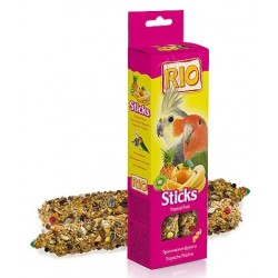 РИО палочки 1 (тропические фрукты), 2х75 гр