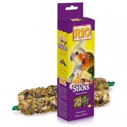 РИО палочки (мёд и орехи), 2х75 гр