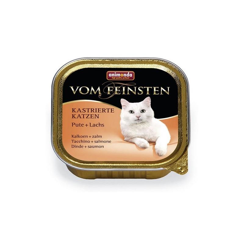 Vom Feinsten Castrated (Индейка, лосось), 100 гр
