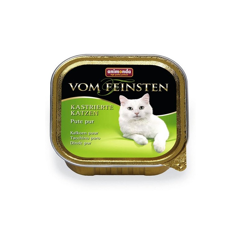 Vom Feinsten Castrated (Индейка), 100 гр