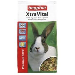 Корм для кроликов Beaphar XtraVital Rabbit Food, 1 кг