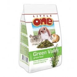 """Little One Корм """"Зеленая долина"""", 750 гр"""