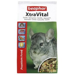 Корм для шиншилл Xtra Vital Chinchilla Food, 1 кг