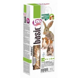 Lolo Pets Smakers (Фрукты), 90 г