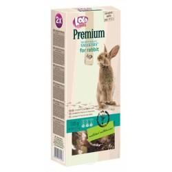 Lolo Pets Smakers Premium Лакомство для кроликов