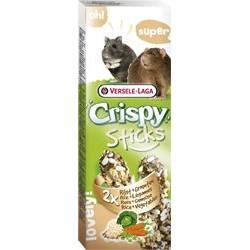 Палочки Crispy Sticks (№7, для хомяков и крыс), 110 гр