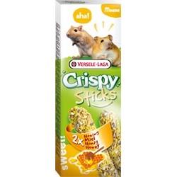 Палочки Crispy Sticks (№8,  для хомяков и песчанок), 110 гр