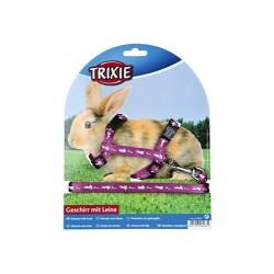 """Набор """"Trixie"""" (шлея и поводок), для кроликов"""