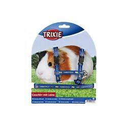 "Набор ""Trixie"" (шлея и поводок), для морских свинок"