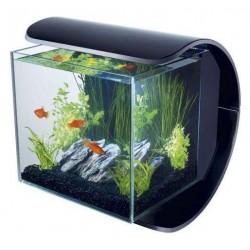 Стеклянный аквариум Tetra Silhouette LED Tank, 12 л