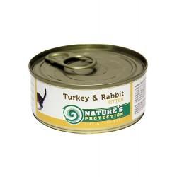 NP Kitten Turkey & Rabbit (Индейка, кролик)