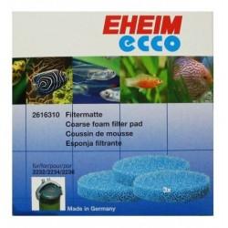 Фильтрующий материал ECCO COMFORT /губка/ 3 шт