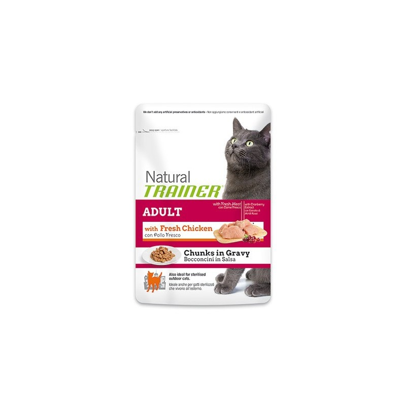 Trainer Natural Pouch Chicken