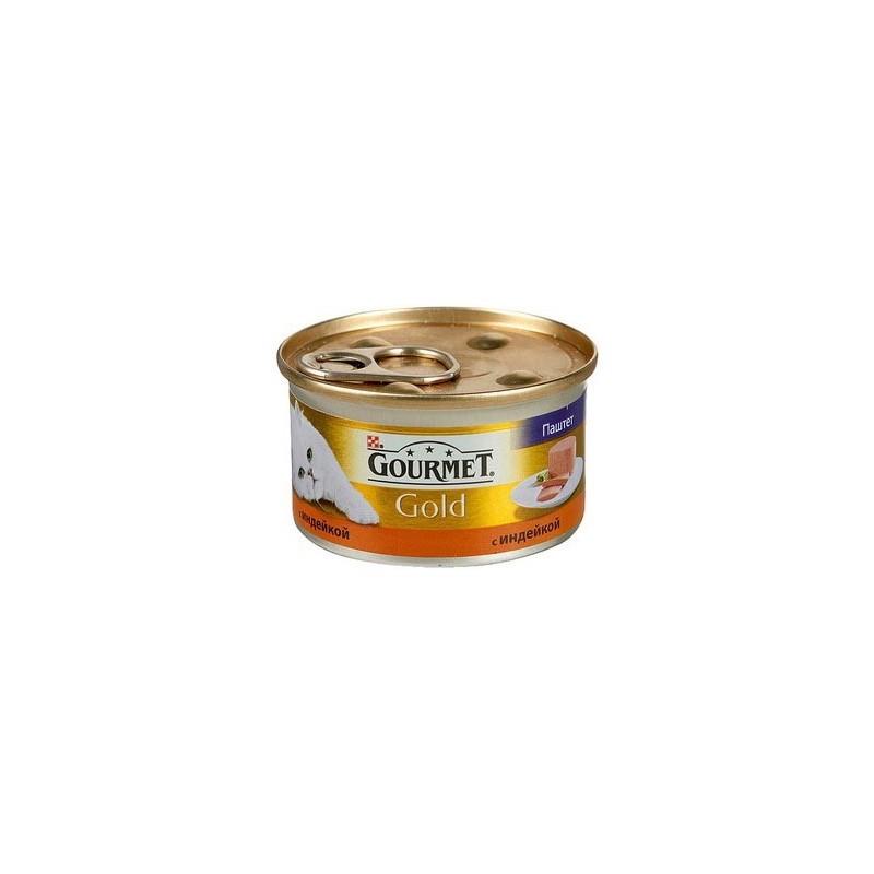 Gourmet Gold (Паштет с индейкой)
