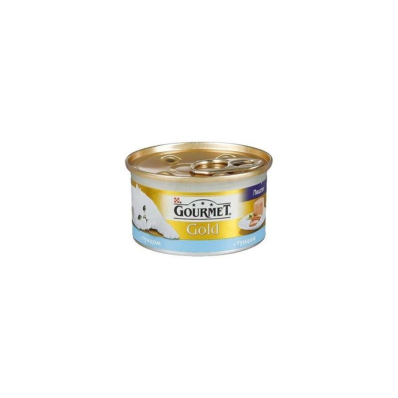 Gourmet Gold (Паштет с тунцом)