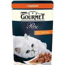 Gourmet Perle (с индейкой в подливке)