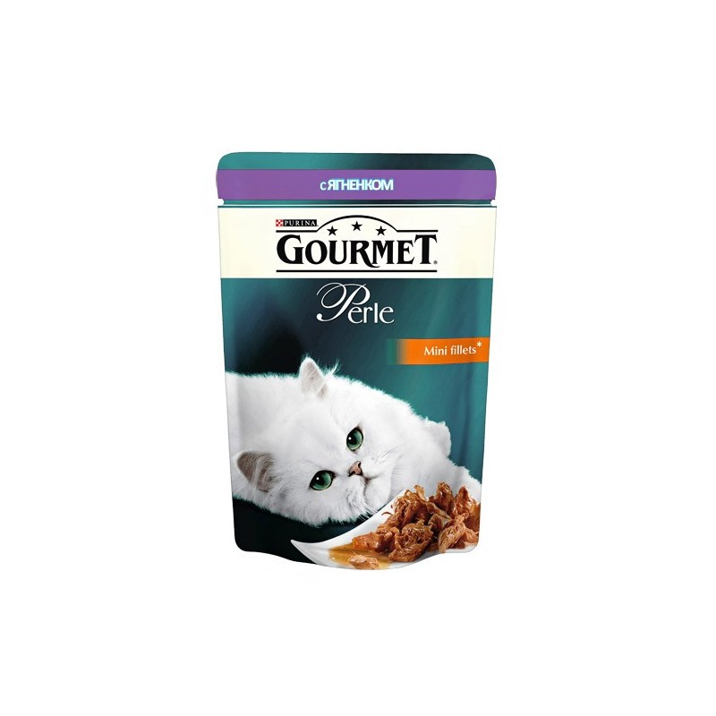 Gourmet Perle (с ягненком в подливке)