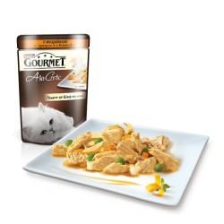 Gourmet A La Carte для взрослых кошек (Индейка)
