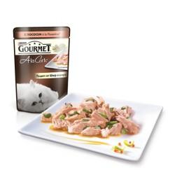 Gourmet A La Carte для взрослых кошек (Лосось)