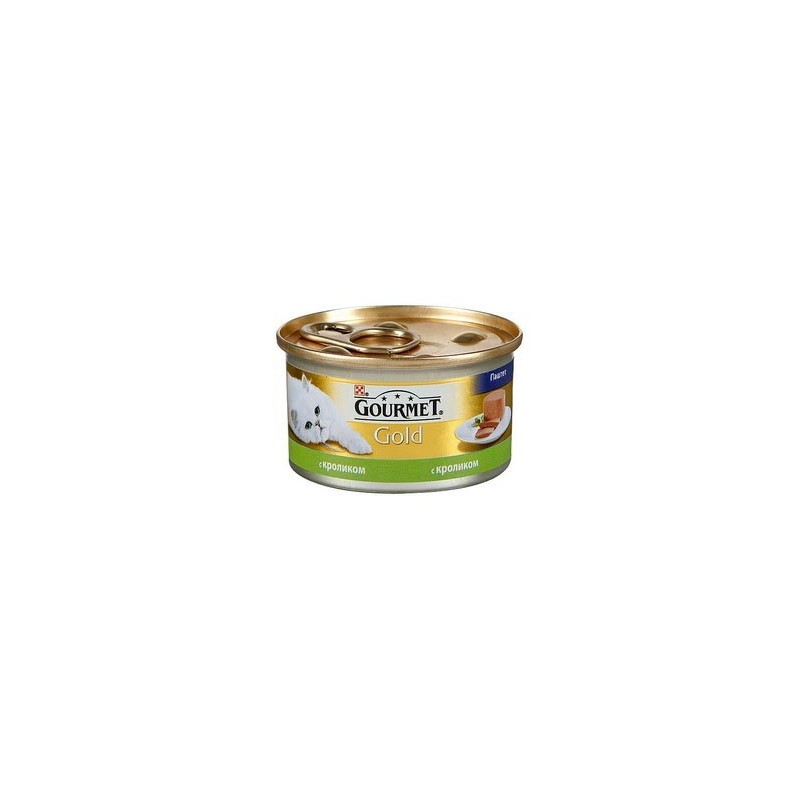 Gourmet Gold (Паштет с кроликом)