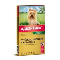 Bayer Адвантикс для собак
