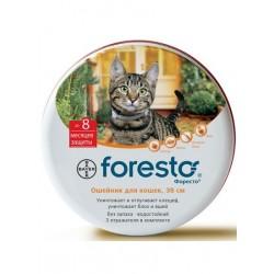 Bayer Форесто ошейник для кошек
