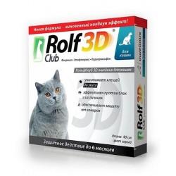 Экопром Ошейник RolfClub 3D R432